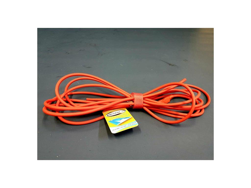 stopovačka kulatá oranž