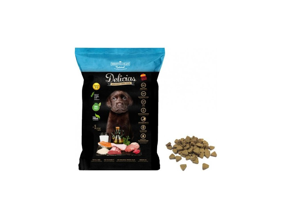delicias puppy polomekke krmivo pes 500x500