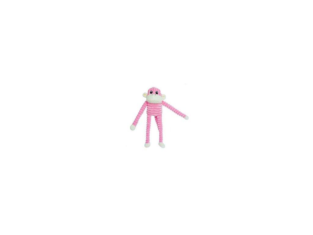 Opice růžová Small