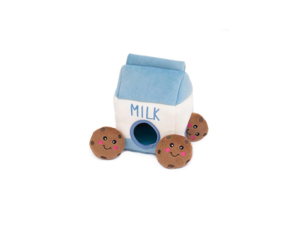 Sušenky s mlékem