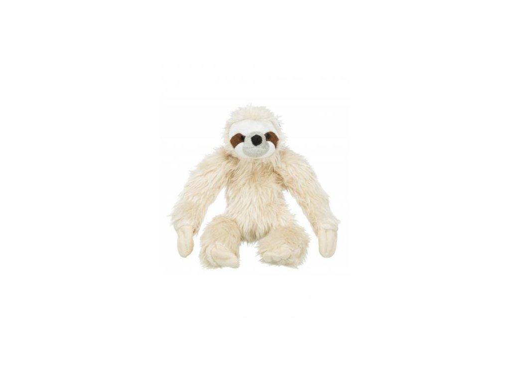 Lenochod, plyšová hračka pro psy 35cm