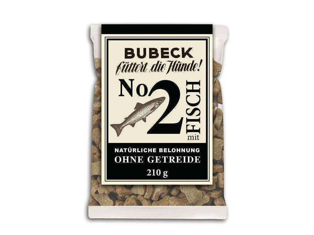 no2 fisch 210g gro