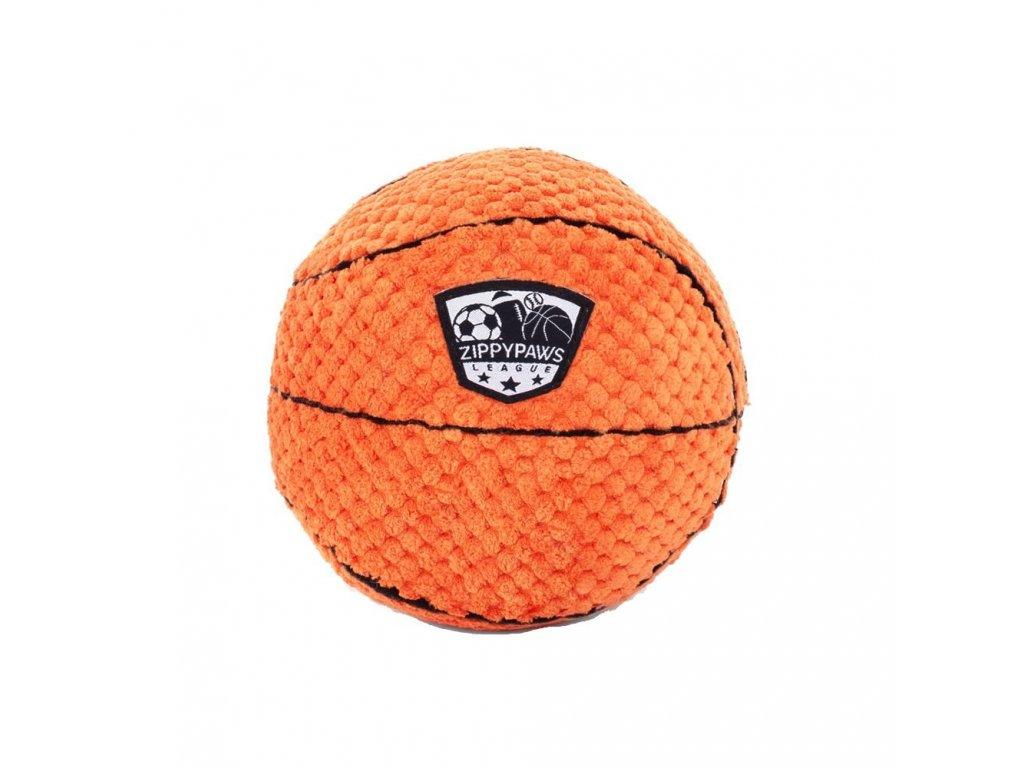 Míč ZippyPaws SportsBallz – Basketbal