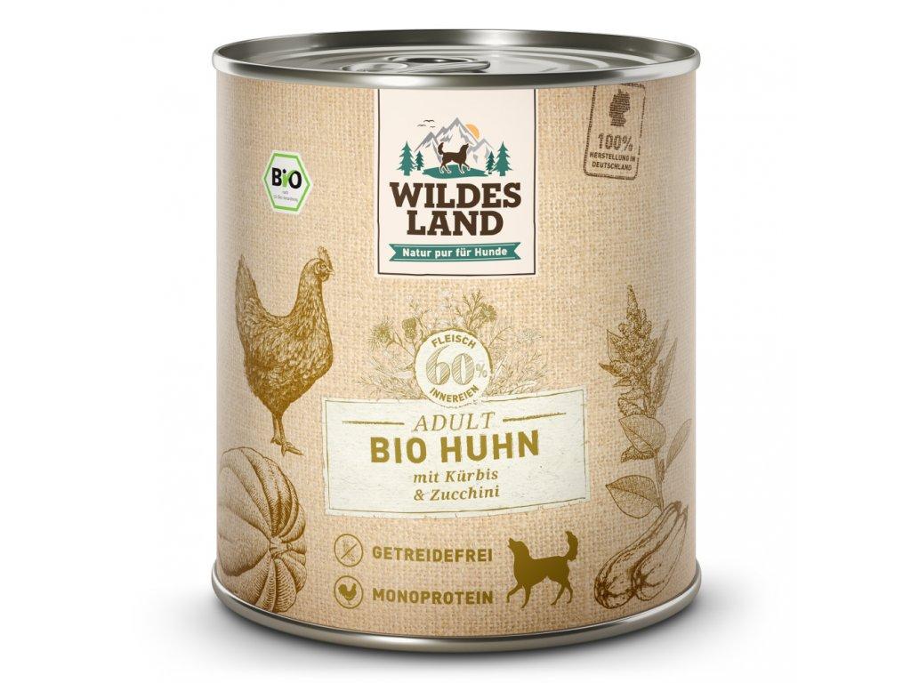 konzerva bio kuře velká