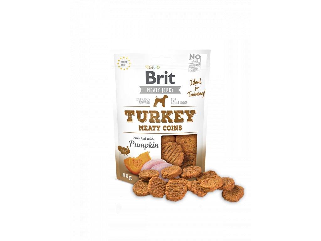 Turkey Meaty Coins