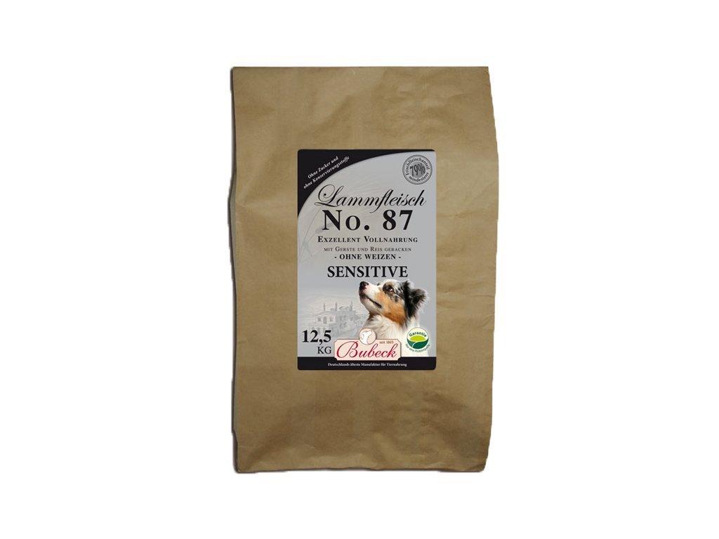 659 ecopets bubeck trockenfutter no 87 sensitive lammfleisch bei pets premium