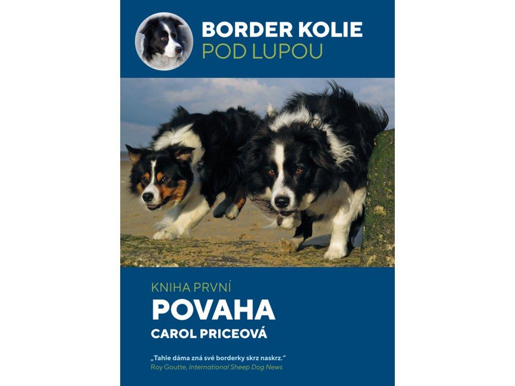 300 Border kolie pod lupou Povaha