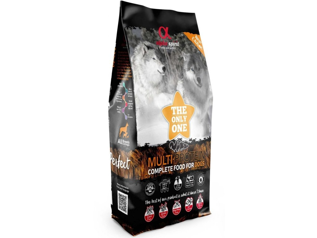 alpha spirit the only one multiprotein 12kg