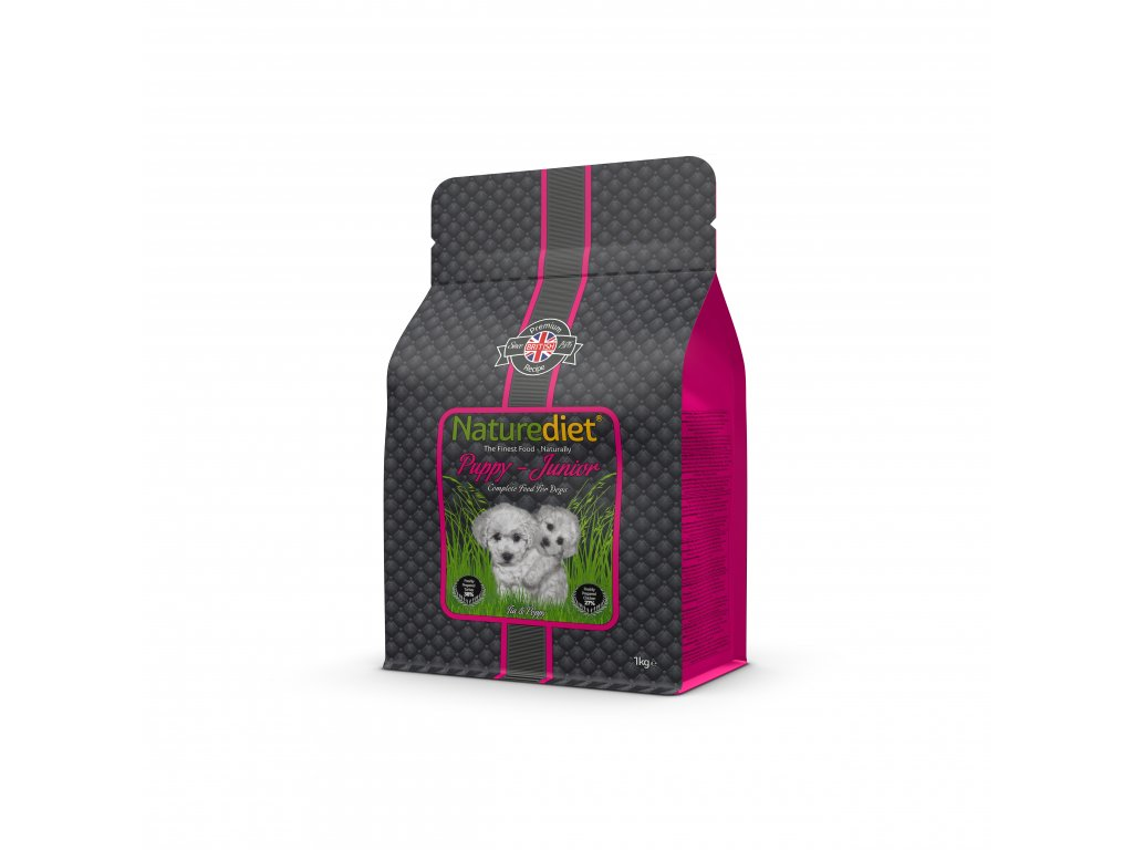 NatureDiet Puppy 1kg