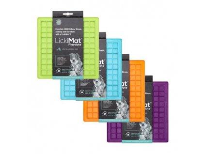 LickiMat® Classic Playdate™ 20x20 cm