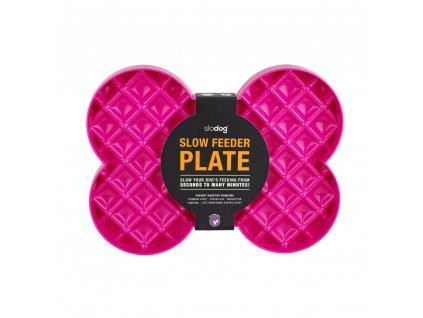 Image SloDog+Plate+Pink