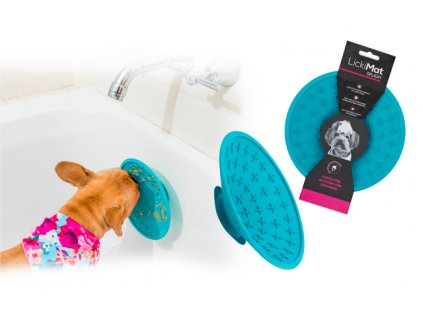 lickimat splash turquoise