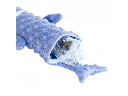 Velryba s PET lahví