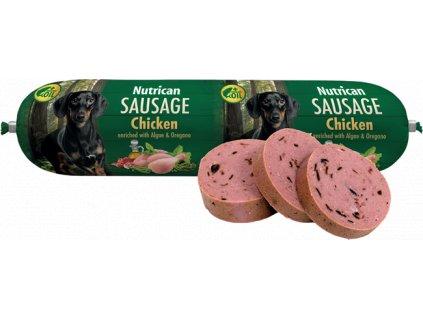 7821 sausage nutrican chicken 800g
