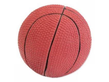 hracka dog fantasy latex basketball mic se zvukem 7 5cm