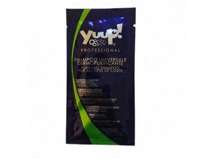 vzorek cistici sampon pro vsechny typy srsti yuup 20ml