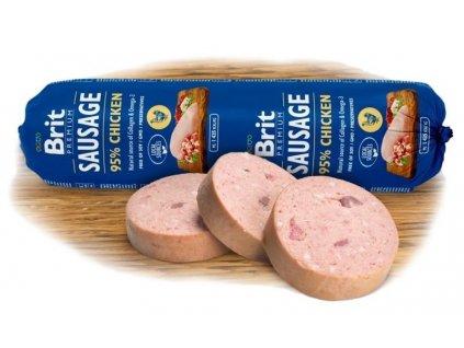 new brit sausage chicken 800g 3.064