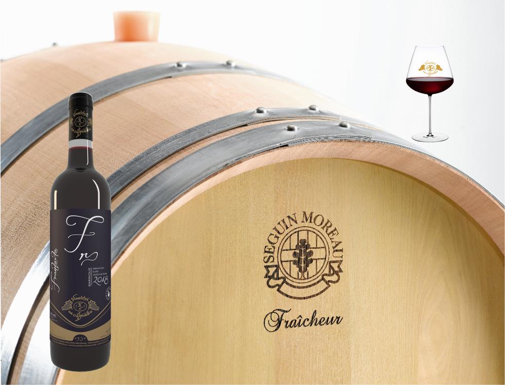 Nové víno - Frankovka barrique