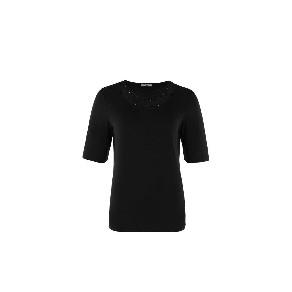 Dámské triko 18891 černé (Velikost 40)