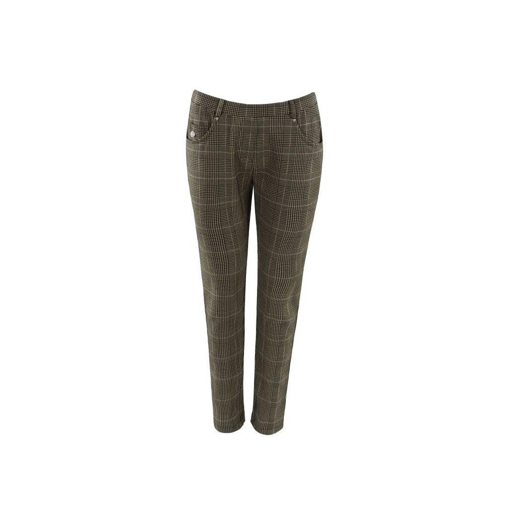 Dámské kalhoty 18900 (Velikost 36, Barva pepito)
