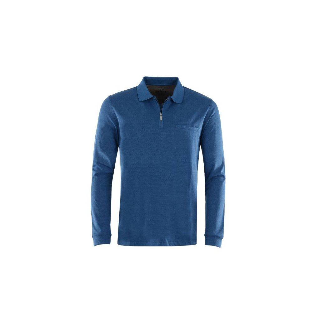 Pánské polo 26816 modré (Velikost 50)