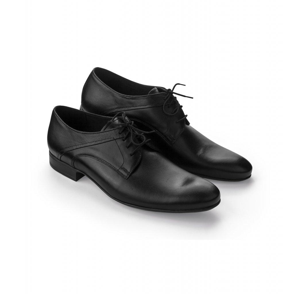 panska spolecenska obuv 109890 cerna