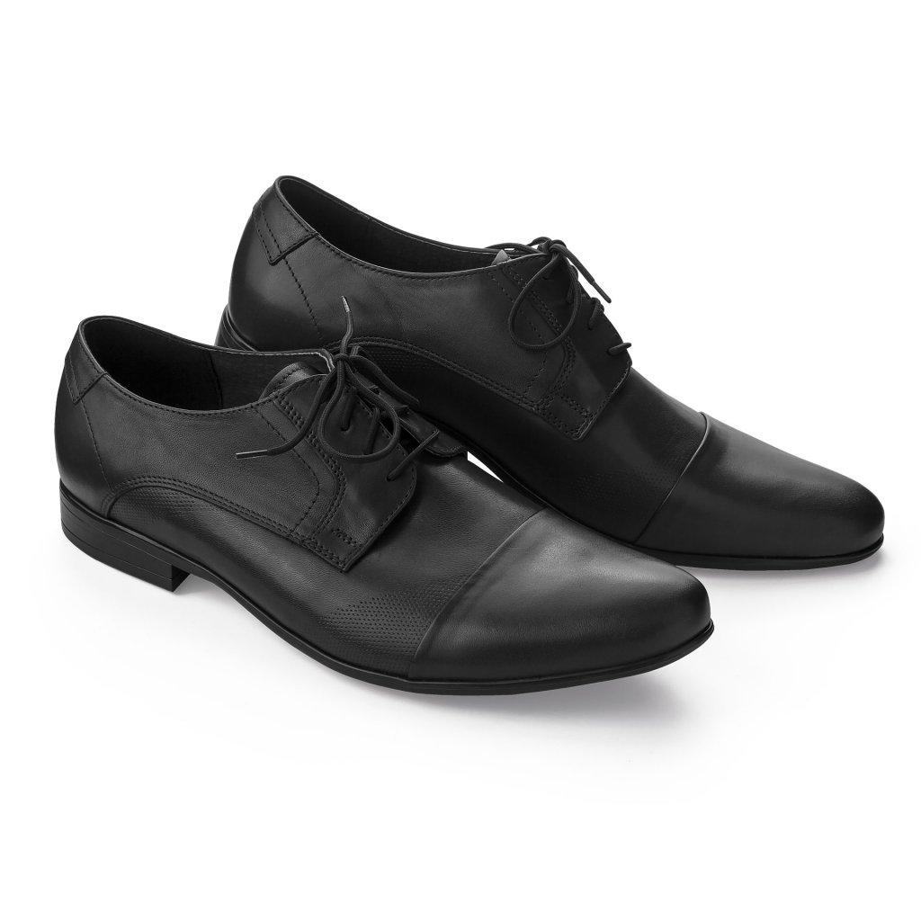 panska spolecenska obuv 114778 cerna
