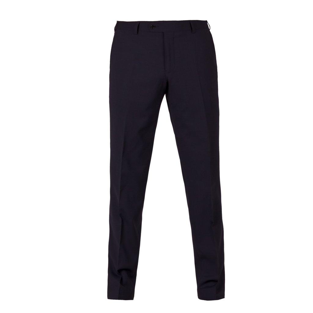 panske kalhoty norman modra