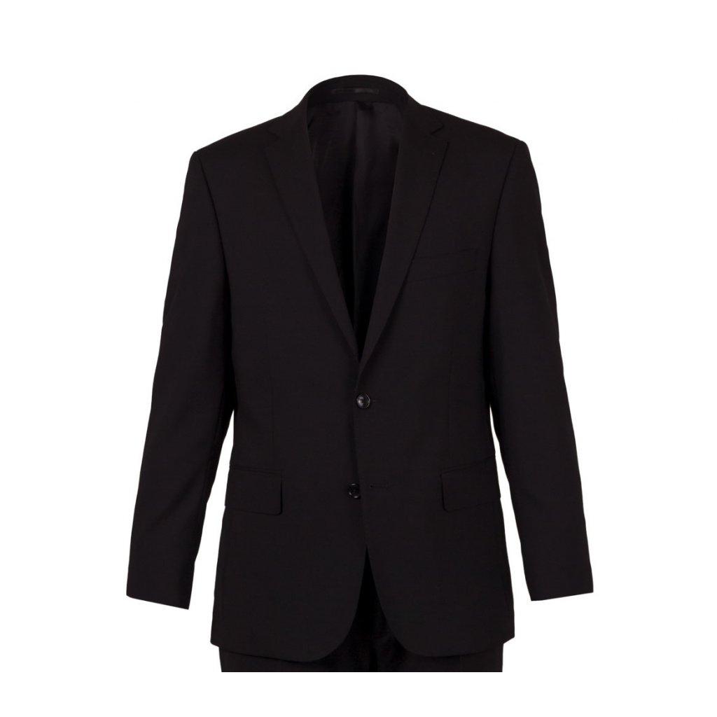 oblek noris cerna sako