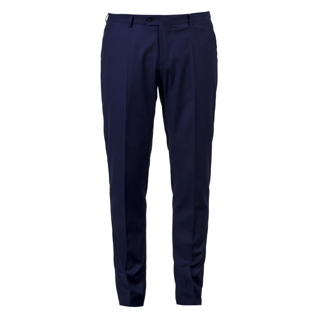 panske kalhoty mmer young modra