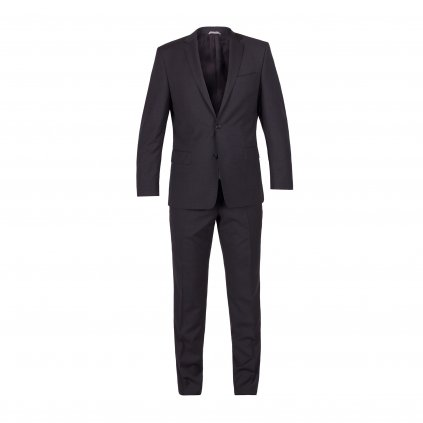 oblek marzotto antracit