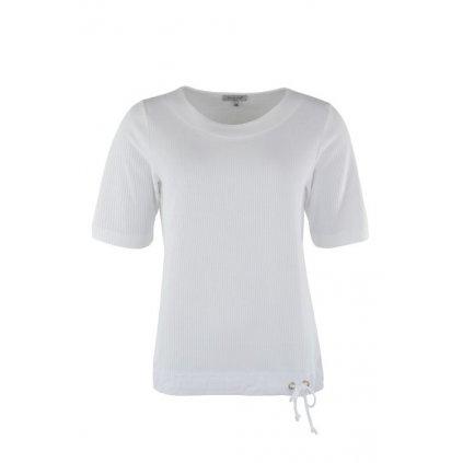 Dámské triko/halenka 18869 bílá (Velikost 36)