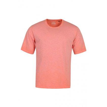 Pánské triko 26698 oranžové neon (Velikost L)