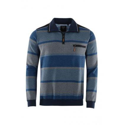 Pánská mikina 26798 (Barva modrá, Velikost 50)