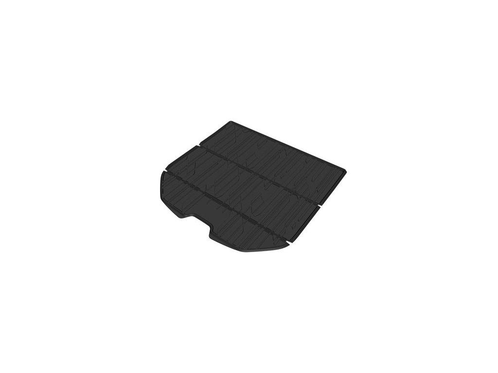 tvarovaná plast rohož kufru