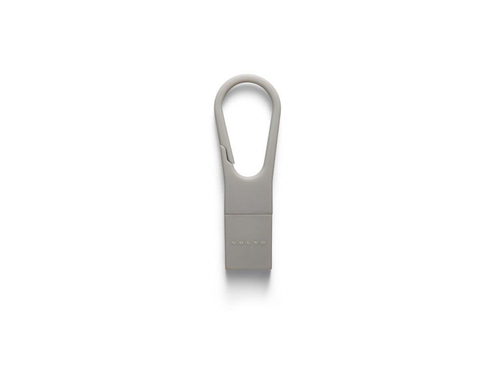 USB 16GB šedá