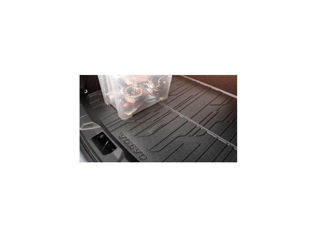 Plastová rohož zavazadlového prostoru V40