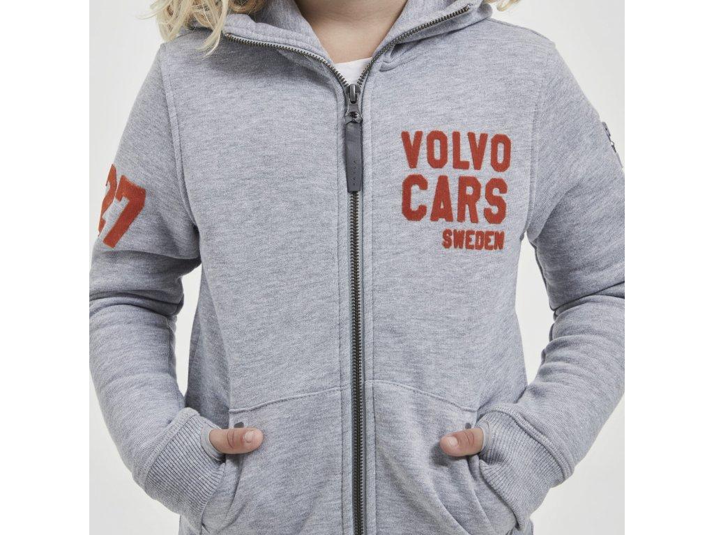 dětská mikina Volvo
