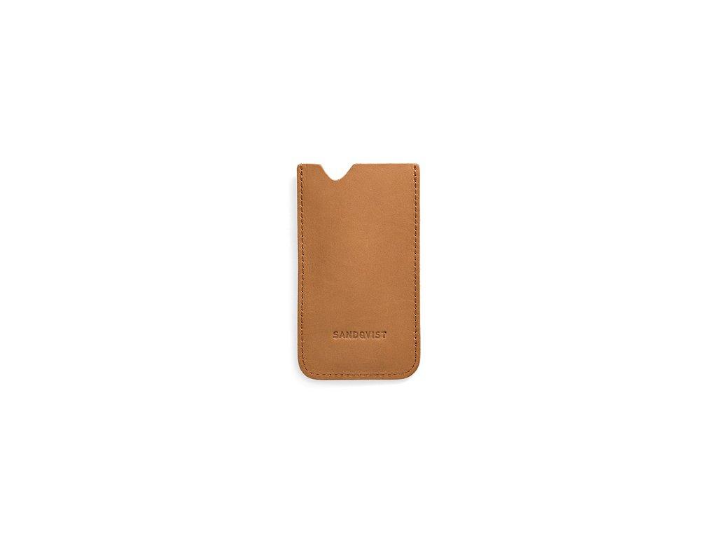 Kožený kryt iPhone 5