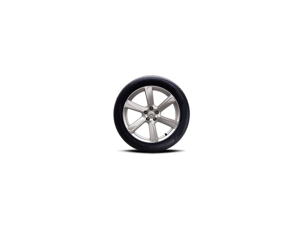 zimni pneu XC90 Turbine silver 19, 6 paprsku