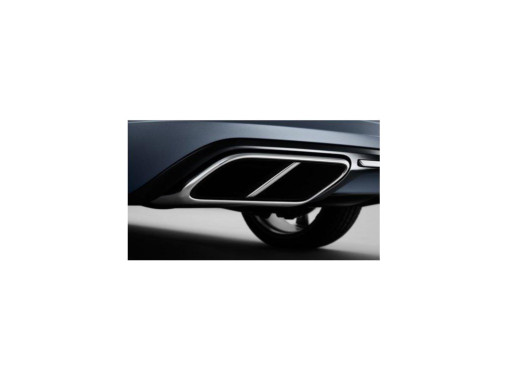 koncovky výfuku Volvo