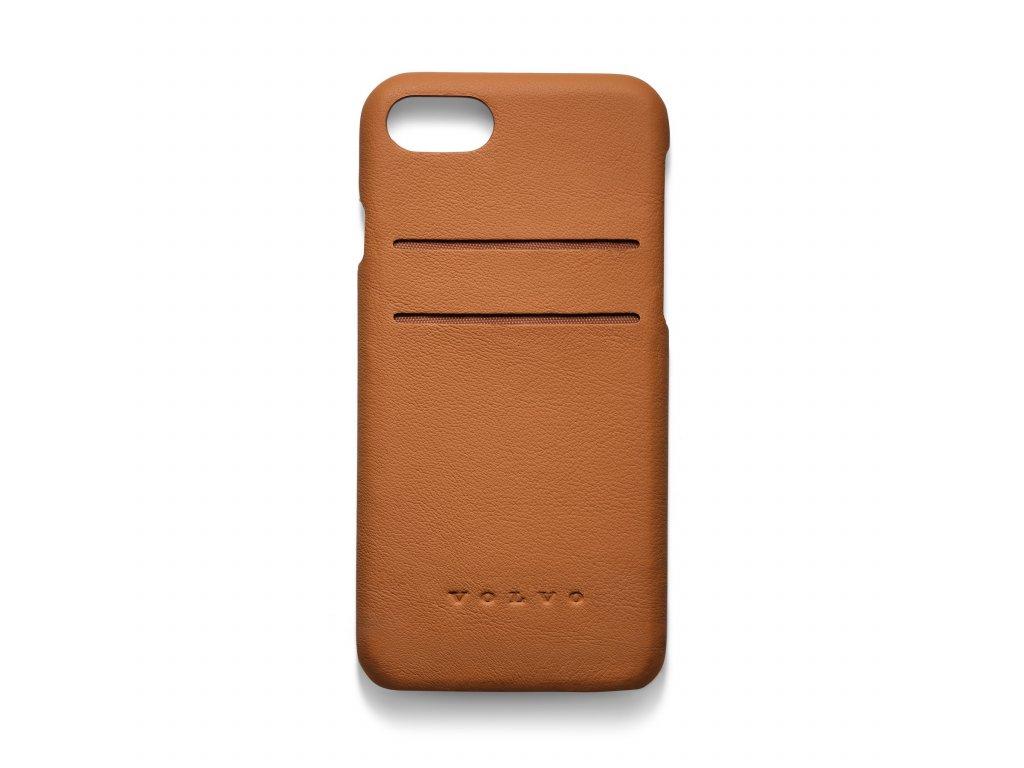 kryt iphone volvo kožený