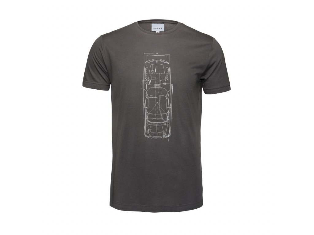 tričko volvo P1800
