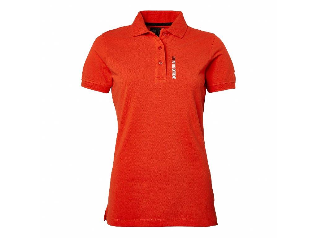 Tričko červené Musto