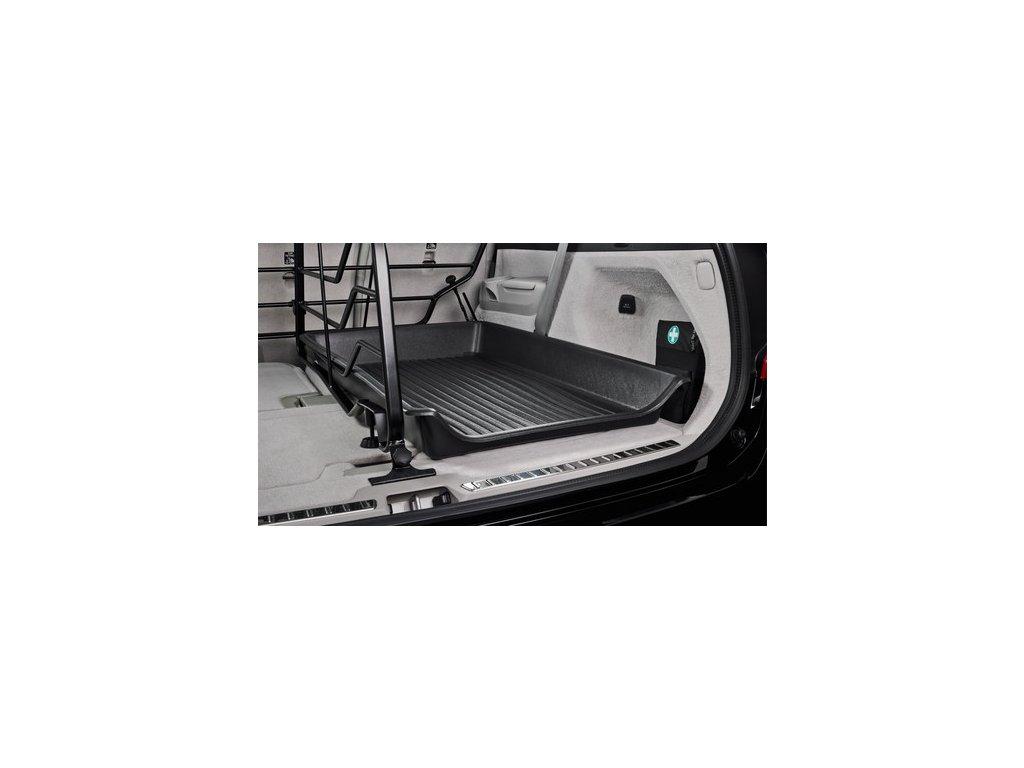 Vana do zavazadlového prostoru pro oddělovací mříž XC90