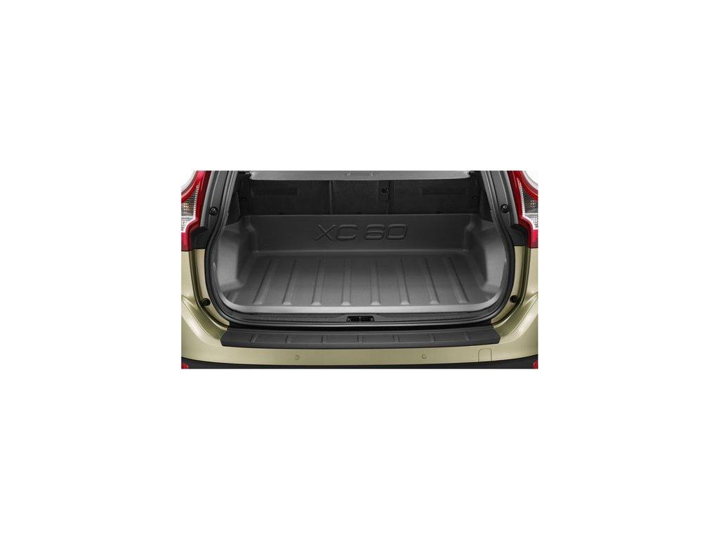 Plastová rohož zavazadlového prostoru pro XC60 s vysokým lemem