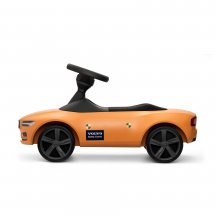 Volvo Rider Crash Test Orange