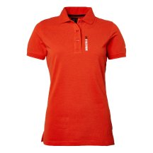 Women's Lisbon Polo Red