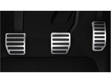 Sportovní pedály S60/V60 Automat