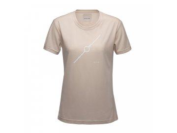 Diagonal dámské tričko 1